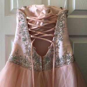 Tiffany Designs Dresses - Blush pink princess dress